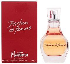 Parfums et Produits cosmétiques Montana Parfum de Femme - Eau de Toilette