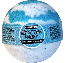 Parfums et Produits cosmétiques Bombe de bain à l'huile d'amande douce - Beauty Jar Lily Of The Valley