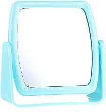 Parfums et Produits cosmétiques Miroir carré à poser, 85727 bleu - Top Choice Beauty Collection Mirror