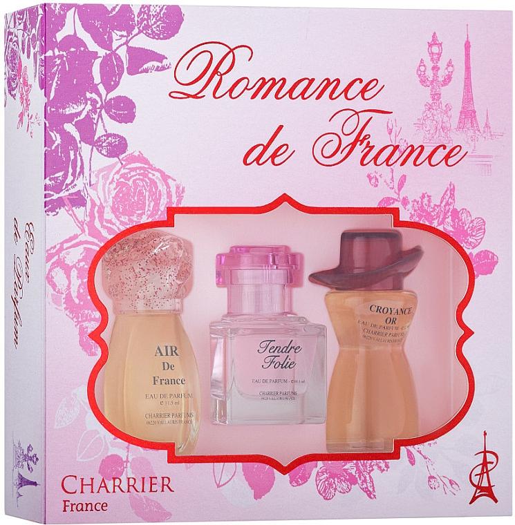 Charrier Parfums Romance De France - Coffret