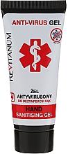 Parfums et Produits cosmétiques Gel désinfectant pour mains - Revitanum Anti-Virus Hand Sanitising Gel