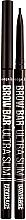 Parfums et Produits cosmétiques Crayon à sourcils rétractable - Luxvisage Brow Bar Ultra Slim