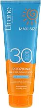 Parfums et Produits cosmétiques Émulsion solaire pour corps - Lirene Sun Care Moisturizing Emulsion SPF30