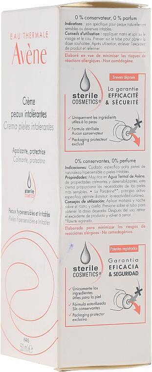 Crème peaux intolérantes, hypersensibles et irritables - Avene Peaux Hyper Sensibles Skin Recovery Cream — Photo N3
