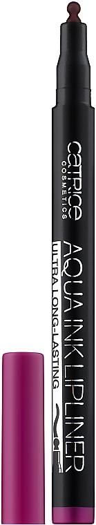 Crayon contour lèvres semi-permanent - Catrice Aqua Ink Lipliner