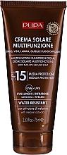 Parfums et Produits cosmétiques Crème solaire waterproof SPF 15 - Pupa Multifunction Sunscreen Cream