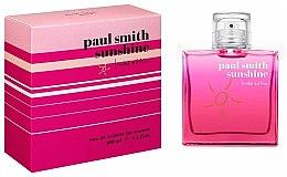 Parfums et Produits cosmétiques Paul Smith Sunshine Edition For Women 2014 - Eau de Toilette