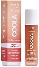 Parfums et Produits cosmétiques BB crème - Coola Rosilliance Organic BB+ Cream SPF30 (Medium/Dark)