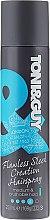 Parfums et Produits cosmétiques Laque cheveux fixation moyenne - Toni & Guy Flawless Sleek Creation Hair Spray