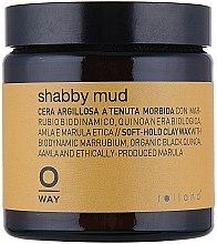 Parfums et Produits cosmétiques Cire coiffante fixation faible - Rolland Oway Shabby mud