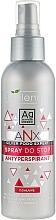 Parfums et Produits cosmétiques Spray désodorisant pour pieds - Bielenda ANX Podo Detox Foot Antiperspirant Spray