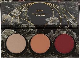Parfums et Produits cosmétiques Palette professionnelle de blush - Zoeva Blush Palette