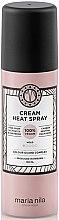 Parfums et Produits cosmétiques Spray crème thermique sans sulfates et sans parabènes pour cheveux - Maria Nila Style & Finish Cream Heat Spray
