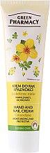 Parfums et Produits cosmétiques Crème à la chélidoine pour mains et ongles - Green Pharmacy
