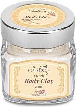 Parfums et Produits cosmétiques Argile blanche française pour corps - Chantilly Body Clay White