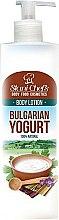 Parfums et Produits cosmétiques Lotion naturelle pour corps, Yaourt bulgare - Stani Chef's Bulgarian Yogurt Body Lotion