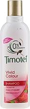 Parfums et Produits cosmétiques Shampooing protecteur de couleur aux baies d'açaï et camélia - Timotei