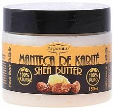 Parfums et Produits cosmétiques Beurre de karité pour visage, corps et cheveux - Arganour Shea Butter Face, Body & Hair