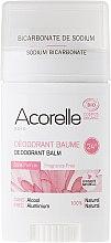 Parfums et Produits cosmétiques Déodorant baume sans parfum - Acorelle Deodorant Balm