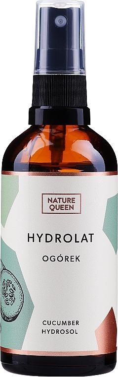 Hydrolat de concombre pour le visage - Nature Queen Cucumber Hydrolat