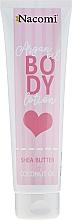 Parfums et Produits cosmétiques Baume corps d'argan - Nacomi Argan Oil Body Lotion Shea Butter & Coconut Oil