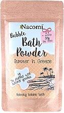Parfums et Produits cosmétiques Poudre de bain au beurre de karité, huiles d'amande douce et d'avocat - Nacomi Bath Powder