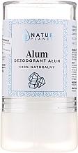 Parfums et Produits cosmétiques Déodorant à l'alun naturel - Natur Planet Alum Natural Crystal Deodorant