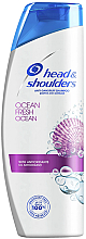 Parfums et Produits cosmétiques Shampooing, Ocean Fresh - Head & Shoulders Ocean Fresh Shampoo