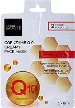Parfums et Produits cosmétiques Masque à la coenzyme Q10 pour visage - Gabriella Salvete Coenzyme Q10 Creamy Face Mask