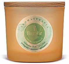 Parfums et Produits cosmétiques Bougie parfumée aux huiles essentielles - Flagolie Fragranced Candle Refreshing Peace