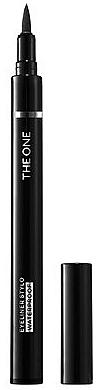 Eyeliner feutre waterproof - Oriflame The One Waterproof Eyeliner Stylo — Photo N1