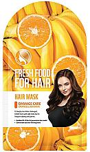 Parfums et Produits cosmétiques Masque à l'extrait de banane pour cheveux - Superfood For Skin Fresh Food For Hair