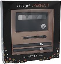 Parfums et Produits cosmétiques Set maquillage yeux - Cosmetic 2K Lets Get Perfect Eyes Set2 Grey