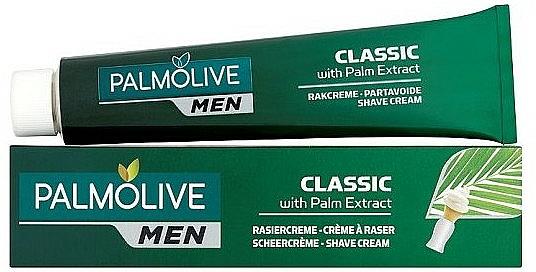 Crème à raser à l'extrait de palme - Palmolive Classic Lather Shave Shaving Cream