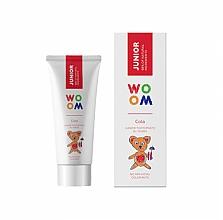 Parfums et Produits cosmétiques Dentifrice pour enfants, Cola - Woom Junior Cola Toothpaste