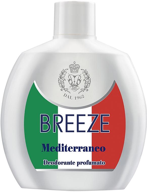Breeze Squeeze Deodorant Mediterraneo - Déodorant parfumé
