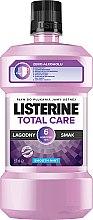 Parfums et Produits cosmétiques Bain de bouche sans alcool - Listerine Total Care Zero