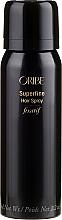 Parfums et Produits cosmétiques Laque cheveux à tenue moyenne (mini) - Oribe Superfine Hair Spray