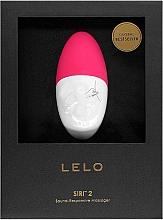 Parfums et Produits cosmétiques Vibromasseur clitoridien musical , cerise - Lelo Siri 2 Cerise