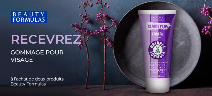 Promotion de Beauty Formulas