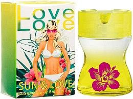Parfums et Produits cosmétiques Morgan Love Love Sun & Love - Eau de Toilette