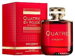 Parfums et Produits cosmétiques Boucheron Quatre En Rouge - Eau de Parfum