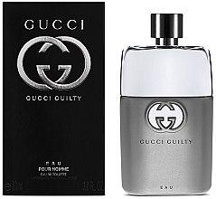 Parfums et Produits cosmétiques Gucci Guilty Eau Pour Homme - Eau de Toilette
