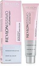 Parfums et Produits cosmétiques Crème colorante permanente aux reflets satinés - Revlon Professional Revlonissimo Colorsmetique Satinescent