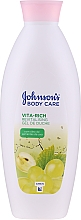 Parfums et Produits cosmétiques Gel douche revitalisant à l'huile de pépins de raisin - Johnson's Body Care Vita-Rich Revitalising Shower Gel