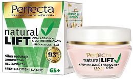 Parfums et Produits cosmétiques Crème régénérante pour visage 65+ - Perfecta Natural Lift Regenerating Anti-wrinkle Cream