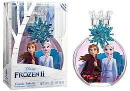 Parfums et Produits cosmétiques Air-Val International Disney Frozen II - Set (eau de toilette/100ml + accessoire)