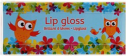 Parfums et Produits cosmétiques Set brillants à lèvres - Cosmetic 2K Trio Lip Gloss Set (3x2.5g)