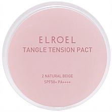 Parfums et Produits cosmétiques Fond de teint compact - Elroel Tangle Tension Pact SPF 50+/PA ++++