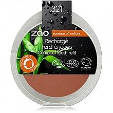 Parfums et Produits cosmétiques Blush compact - Zao Compact blush refill (recharge)